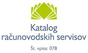 Računovodski servis Davčna oaza - katalog